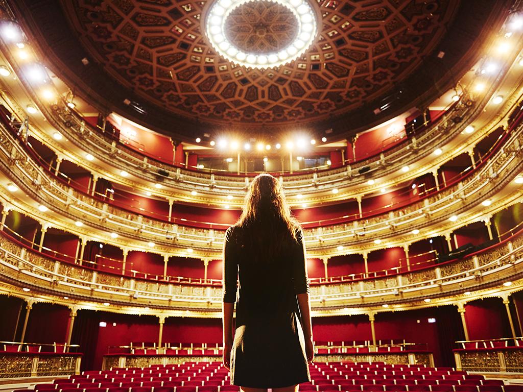 Imagen del Día mundial del teatro