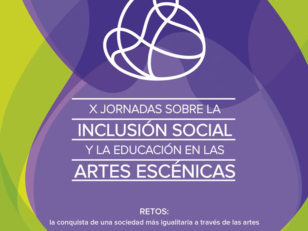 Imagen de las X Jornadas sobre la inclusión
