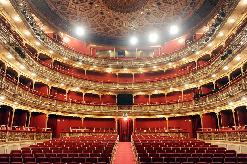 Foto del Teatro María Guerrero