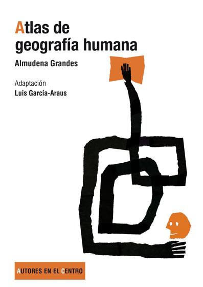 Cubierta de Atlas de geografía humana