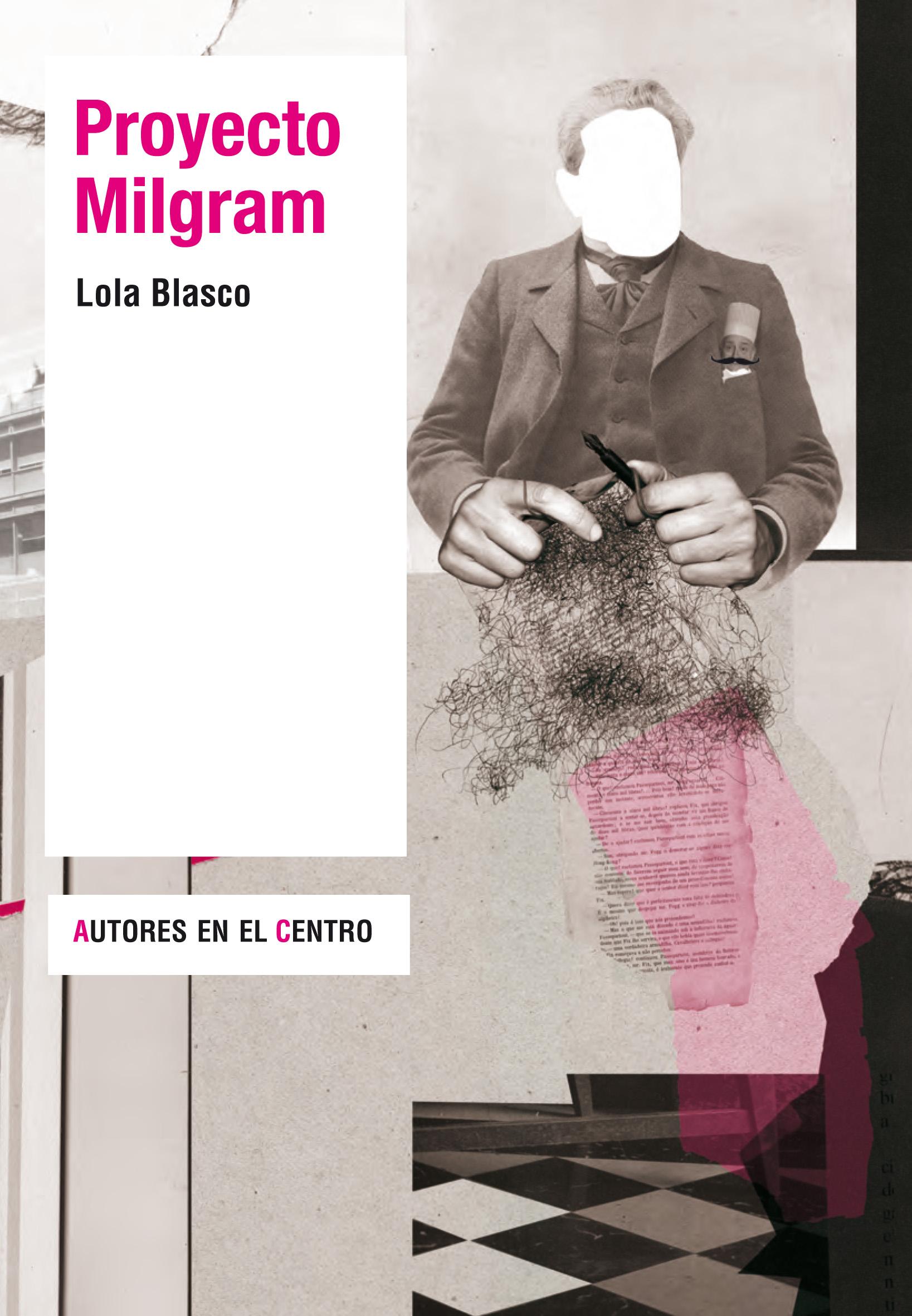 Cubierta de Proyecto Milgram