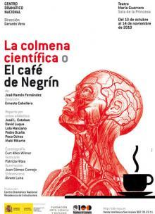 La colmena científica o El Café de Negrín