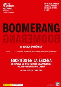 Boomerang (Escritos en la escena)