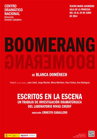 Cartel de Boomerang