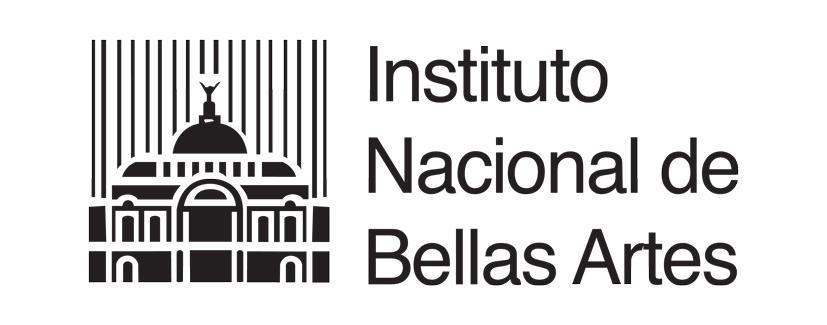 Logo Insituto Nacional Bellas Artes