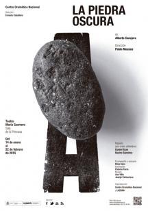 La piedra oscura