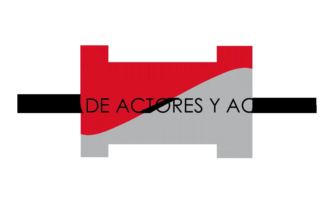 Logo de Unión de actores y actrices