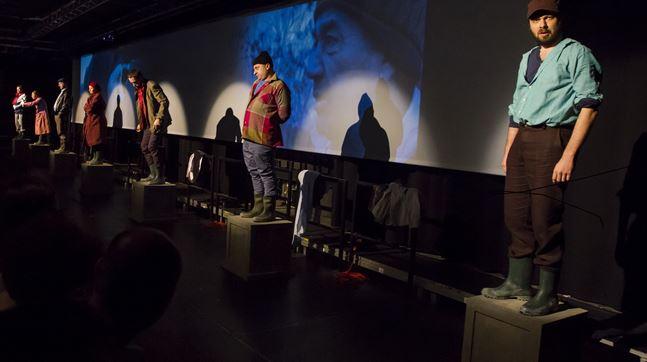 Foto Taller Ficción y realidad en el teatro