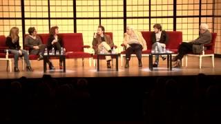 Vídeo Dos generaciones de dramaturgos conversan (I)