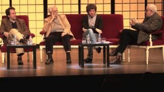 Vídeo Dos generaciones de dramaturgos conversan (II)