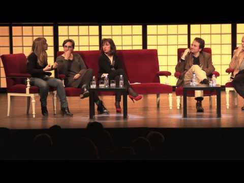 Vídeo Dos generaciones de dramaturgos conversan (III)