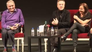 Vídeo Encuentro con Arnold Taraborrelli y presentación del documental Dos Palmas (IV)
