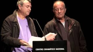 Vídeo Encuentro con Arnold Taraborrelli y presentación del documental Dos Palmas (I)