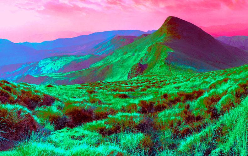 Foto La posibilidad que desaparece frente al paisaje