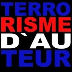 Logo de Terrorismo de autor