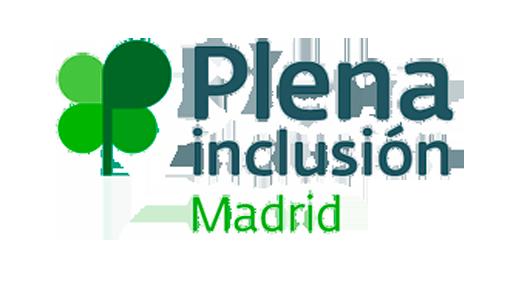 Logo Plena Inclusión Madrid