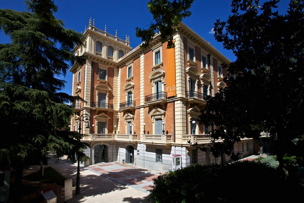 Foto de la fachada del Museo Fundación Lázaro Galdiano