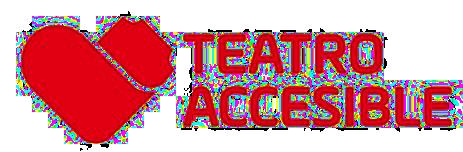 Logo Teatro accesible