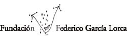 Logo Fundación Federico García Lorca
