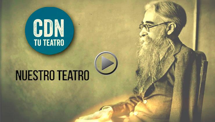 Nuestro teatro. Capítulo I. Ramón María del Valle-Inclán