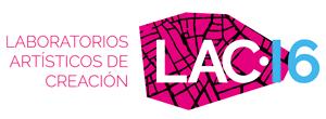 Logo LAC16 (Laboratorio Artístico de Creación)