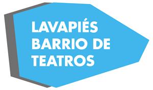 Logo Lavapiés Barrio de Teatros