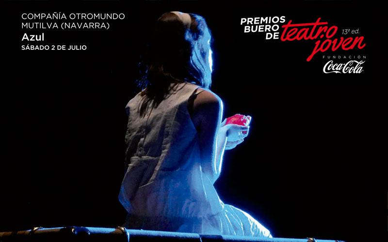 Foto Azul. Compañía OTROMUNDO (Multiva-Navarra)