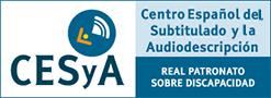 Logo Centro Español del Subtitulado y la Audiodescripción
