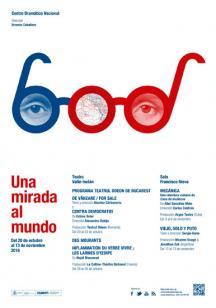 Programa Teatrul Odeon de Bucarest (Una mirada al mundo)