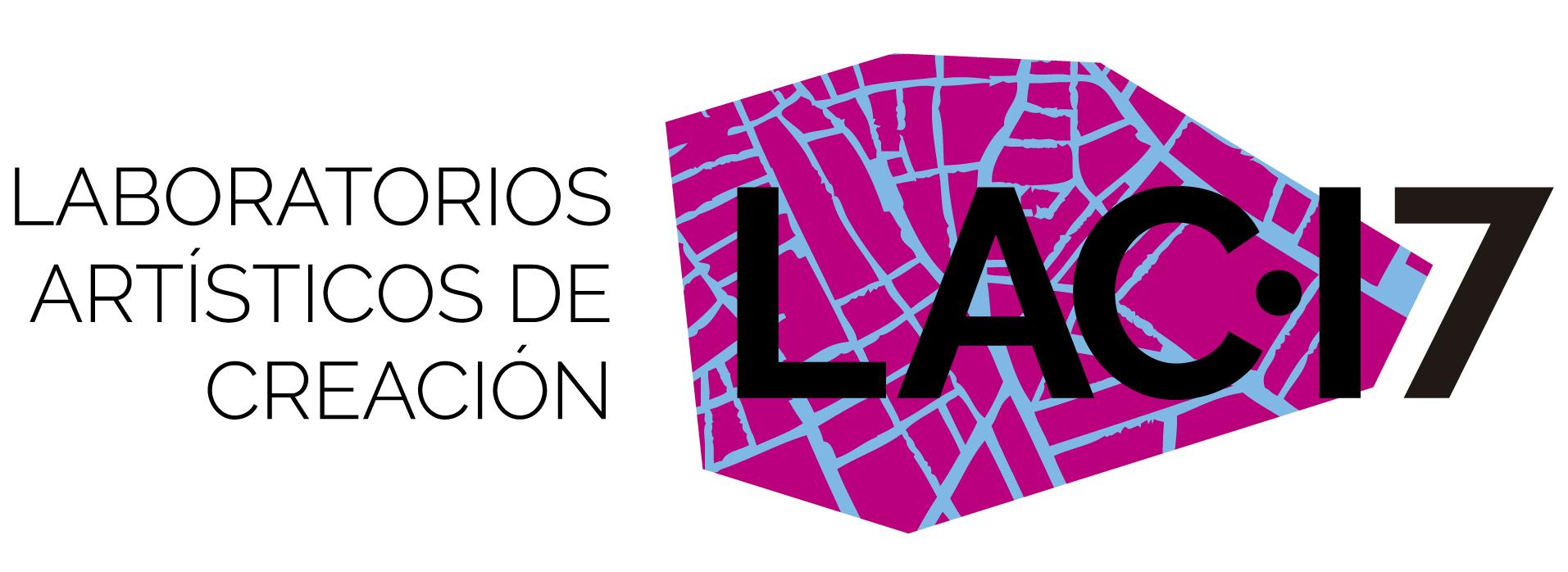 Logo Laboratorios Artísticos de Creación LAC17 jpg