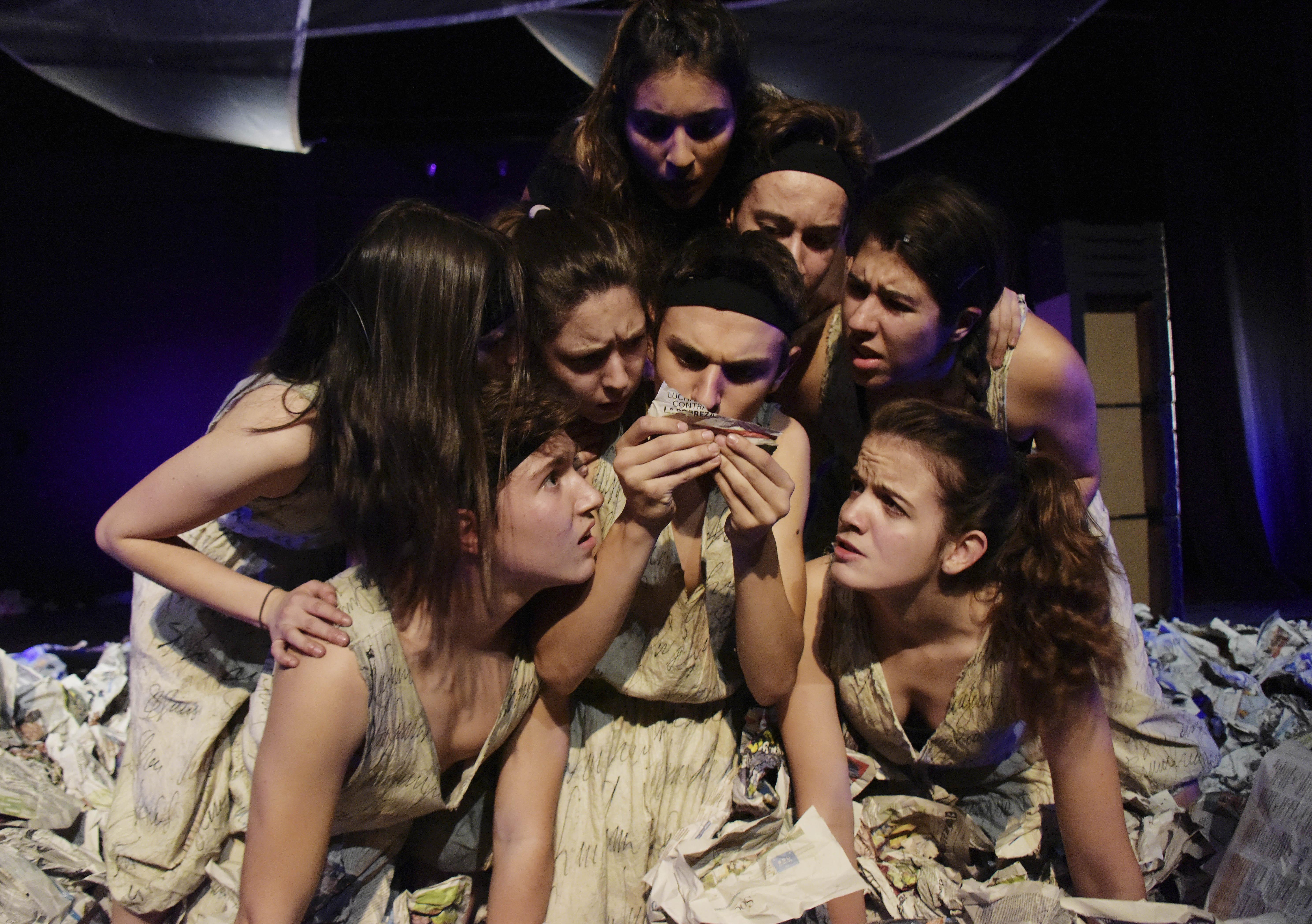 La Inestable 21 (Aula municipal de Teatre de Lleida)