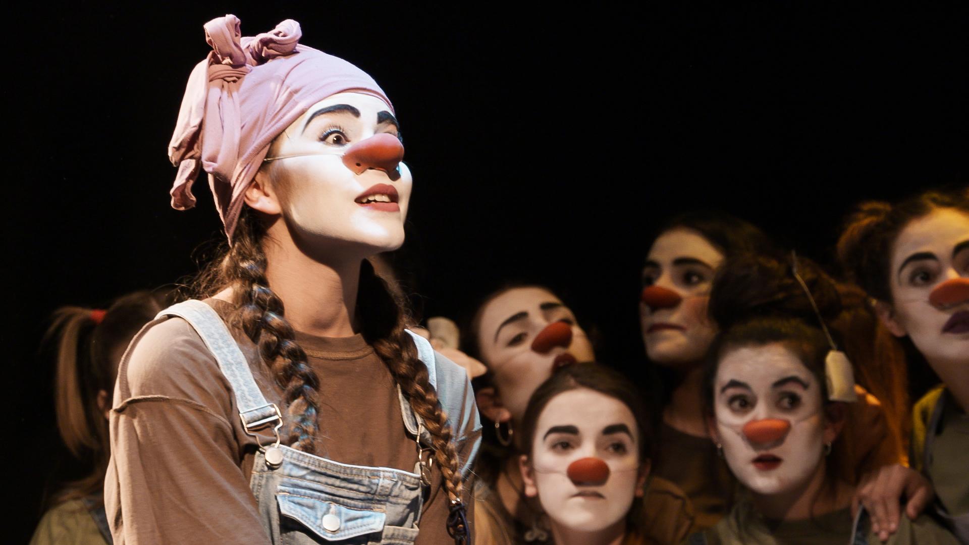 Un lugar al que sí - iría. Giraldo Teatro IES Molina de Aragón (Castilla - La Mancha)