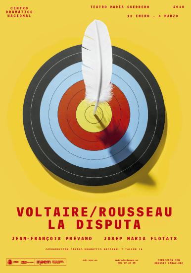 Voltaire / Rousseau. La disputa
