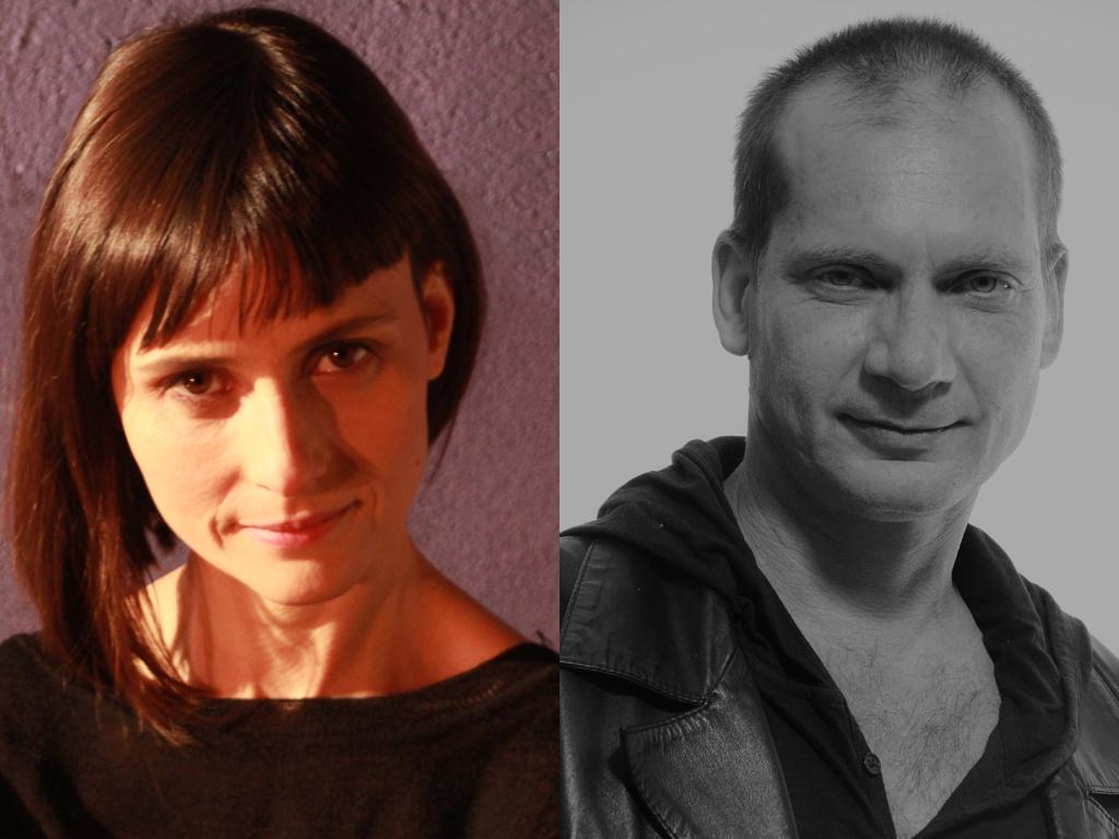 María Parrato y Antonio Álamo