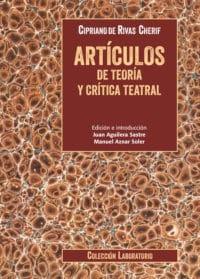 ARTÍCULOS DE TEORÍA Y CRÍTICA TEATRAL
