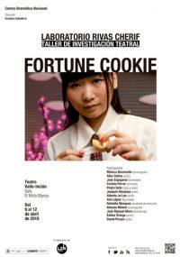 """CDN - Taller de investigación teatral sobre """"Fortune Cookie"""""""