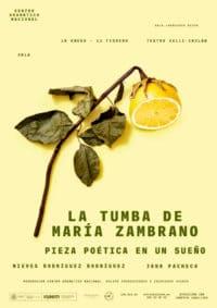 LA-TUMBA-DE-MARIA-ZAMBRANO_CARTEL