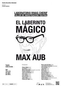 """CDN - Taller de investigación teatral sobre """"El laberinto mágico"""""""