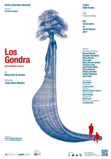CDN - Los Gondra (una historia vasca)