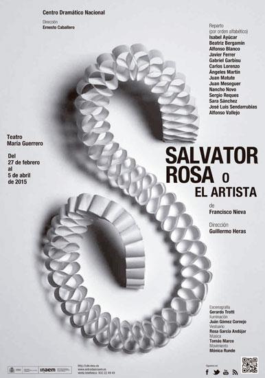CDN - Salvator Rosa o El artista