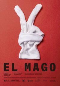 """Cartel de """"El mago"""""""