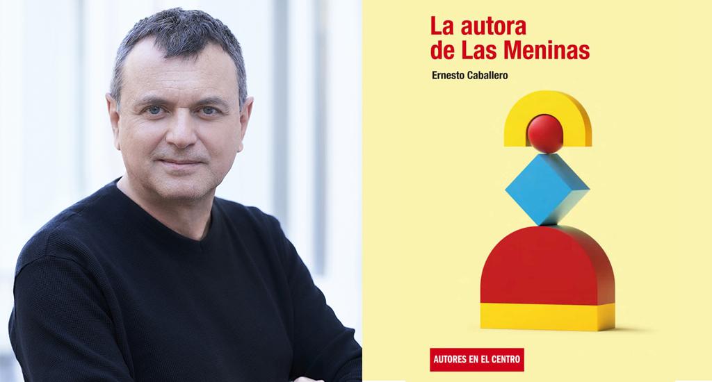 Ernesto Caballero y La autora de Las meninas