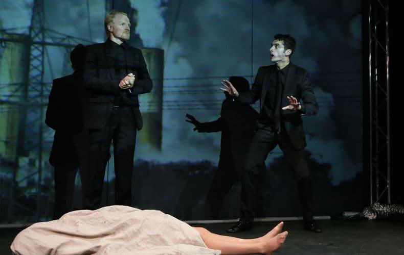 CDN - Programa Teatrul Odeon de Bucarest (Una mirada al mundo)
