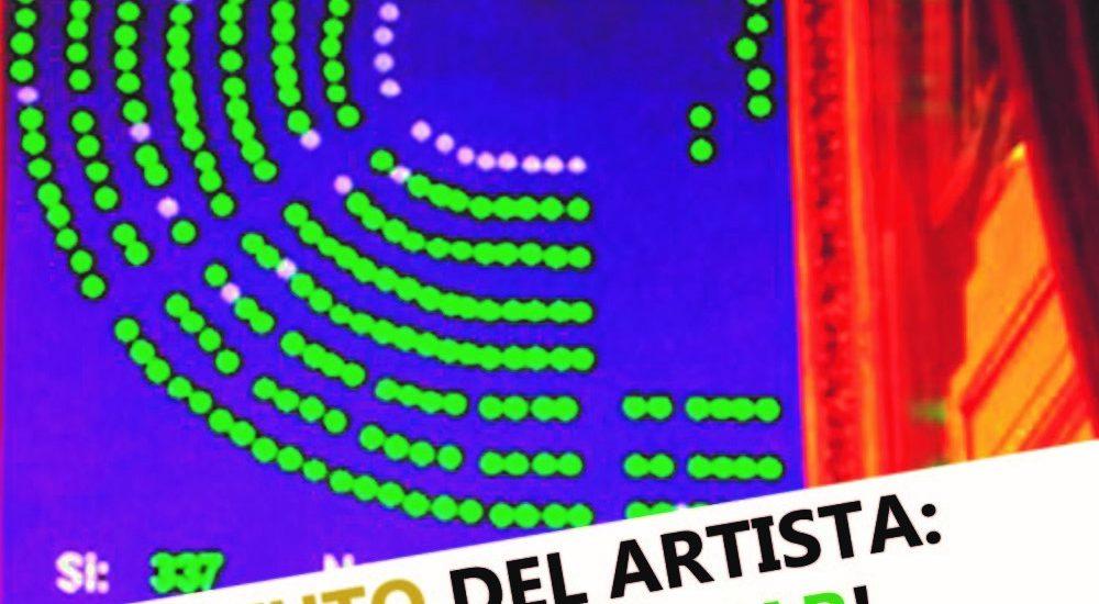 Acto de Aprobación del Informe del Estatuto del artista y del trabajador de la cultura