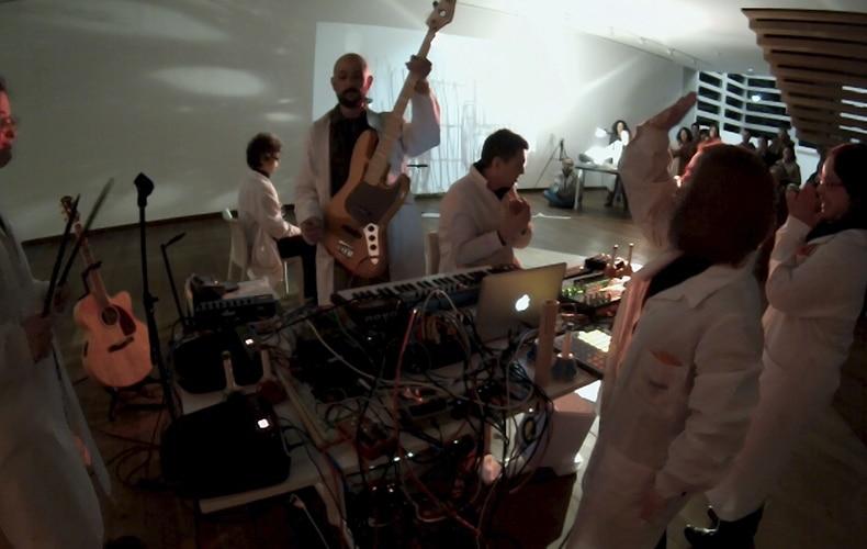 CDN - Naranja Imaginario en concierto