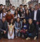 Estudiantes de la red de centros docentes españoles en Marruecos visitan el Centro Dramático Nacional