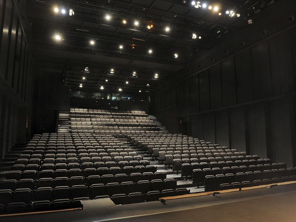 Sala principal del Teatro Valle-Inclán