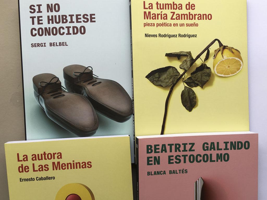 Libros disponibles en la Biblioteca Electrónica del Instituto Cervantes