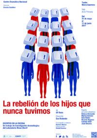 CDN - La rebelión de los hijos que nunca tuvimos (Escritos en la escena)