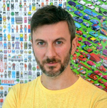 José Díaz, productor de Voadora